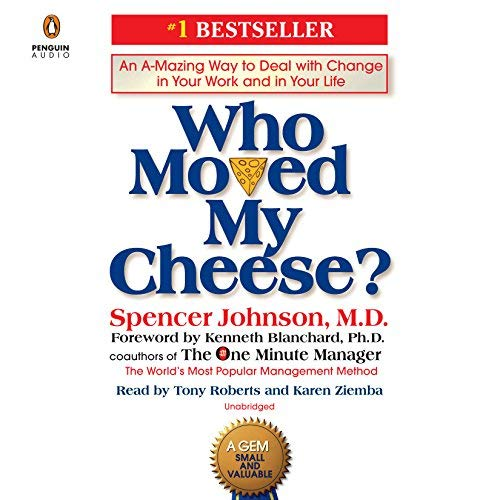 Book Summary: Who Moved My Cheese?