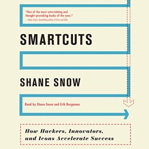 Smartcuts by Shane Snow Cover