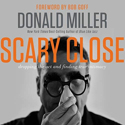 Book Summary: Scary Close