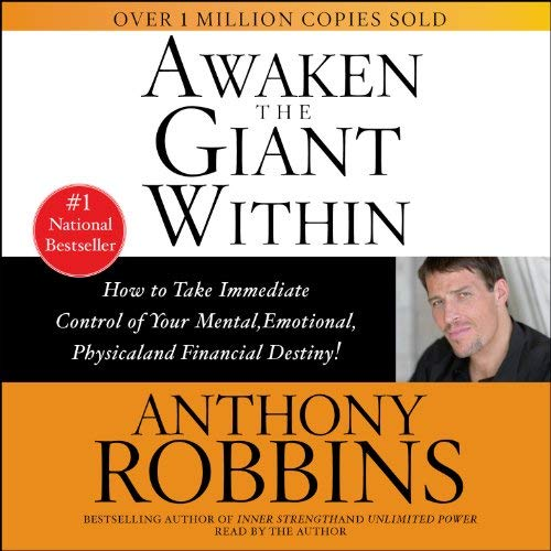 Book Summary: Awaken the Giant Within