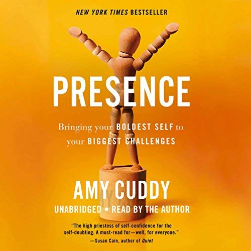 Presence by Amy Cuddy Book Summary
