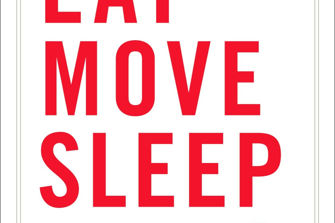 Eat Move Sleep by Tom Rath Summary