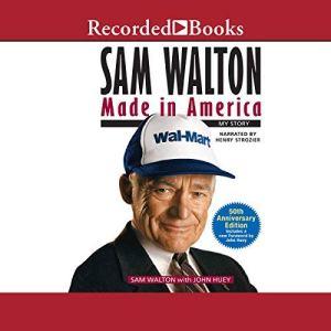 Sam Walton Made in America Cover