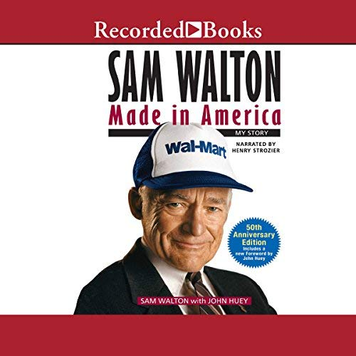 Sam Walton Made in America Book Summary