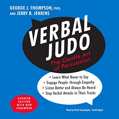 Verbal Judo Book Summary