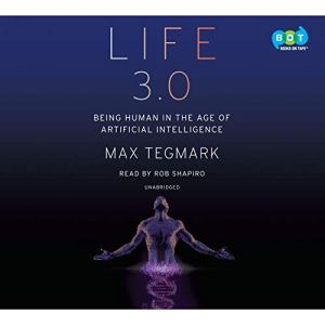 Life 3.0 by Max Tegmark Cover