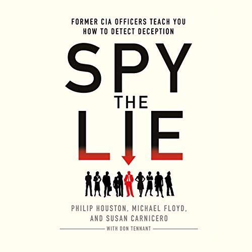 Spy the Lie Book Summary
