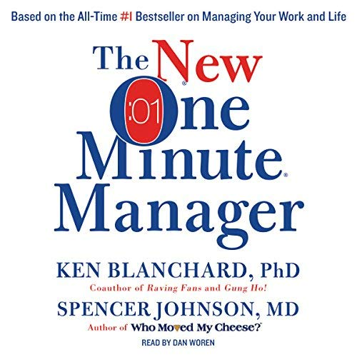 The New One Minute Manager BookSummary