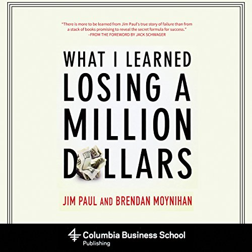 What I Learned Losing a Million Dollars BookSummary