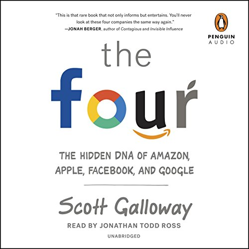 The Four by Scott Galloway Summary