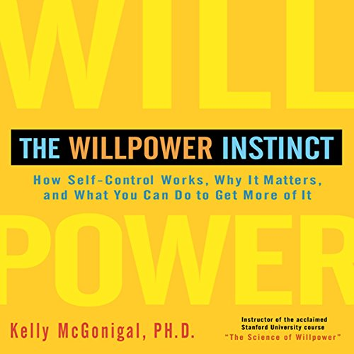 The Willpower Instinct Book Summary