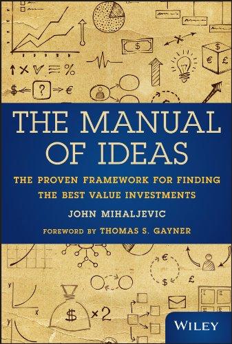 The Manual of IdeasSummary