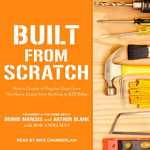 Built From Scratch Cover