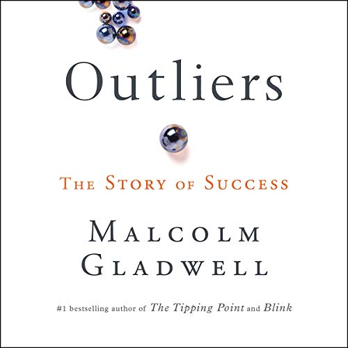 Outliers by Malcolm Gladwell Cover