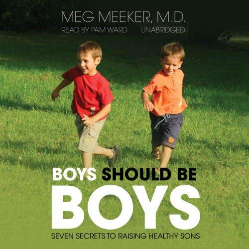 Boys Should Be Boys by Meg MeekerSummary